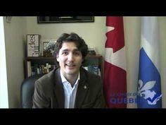 Justin Trudeau et le cinéma quebecois - YouTube
