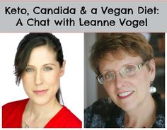 Keto, Candida and a Vegan Diet, with Leanne Vogel of @be_healthful