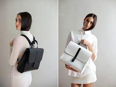 Inspiración mochila minimalista