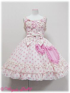 Love Heart by Angelic Pretty 2010 WANT SO BADLY.
