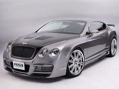 ASI Bentley Continental GT Speed