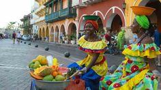 Cartagena - Colômbia CO - Viagem Volta ao Mundo - Just Go #JustGo