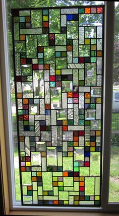 Stained Glass Heirlooms: Amanda