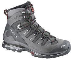 Best Hiking Boots | Best Hiking Boots for the Money - Salomon Quest Hiking Boots | Be ...