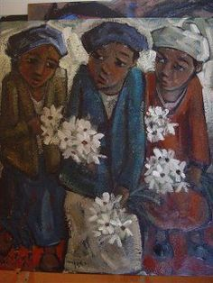 Done by Hennie Niemann South African Art, Africa Travel, Art Oil, Oil Paintings, Artworks, Beautiful, Art Pieces, Africa Destinations, Oil On Canvas