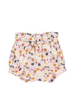 daisy bubble shorts | cotton on