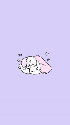 Good night, good night, you and me Rabbit Wallpaper, Cute Wallpaper For Phone, Bear Wallpaper, Purple Wallpaper, Wallpaper Iphone Disney, Aesthetic Pastel Wallpaper, Trendy Wallpaper, Kawaii Wallpaper, Cute Wallpaper Backgrounds