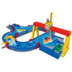 Free 2-day shipping. Buy AquaPlay - Container Port at Walmart.com