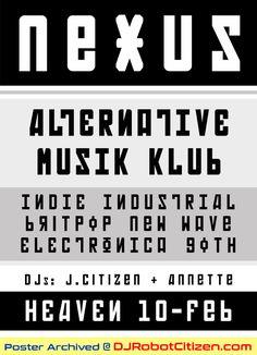 DJ-Robot-Citizen-2000-02-10-NEXUS-Heaven-Club-Poster-822hGIF.gif (595×822)