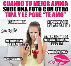 Funny Spanish Memes, Spanish Humor, Funny Memes, True Friends, Best Friends, Mexican Memes, Pinterest Memes, Bffs, Bff Goals