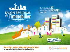 Salon régional de l'Immobilier, Strasbourg, Alsace