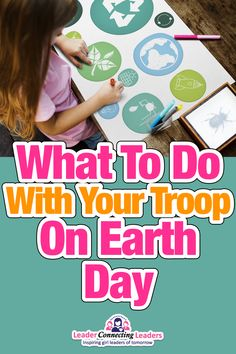 Printer Projects Jewelry Activities For Seniors Children Key: 2273526990 Girl Scout Leader, Girl Scout Troop, Brownie Girl Scouts, Girl Scout Cookies, Cub Scouts, Earth Day Games, Earth Day Activities, Girl Scout Activities, Activities For Girls