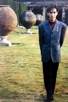 Tetsuya Komuro 小室哲哉 90s Fashion, It Works, Entertaining
