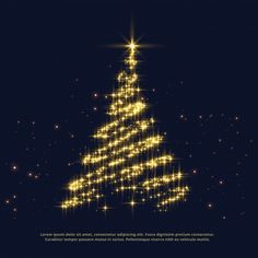 Creative Christmas Trees, Christmas Tree Design, Christmas Holidays, Red Christmas Background, Merry Christmas And Happy New Year, Gabriel, Sparkle, Photoshop, Seasons