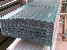 Where to buy corrugated roof panels either plastic of fibre glass? (patio) - beyond.ca car forums community for automotive enthusiasts