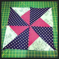 Desafio da Maratona de patchwork- Clubinho da Costura