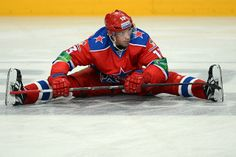 Pavel Datsyuk, CSKA (Central Sports Army Club) Moscow (KHL)