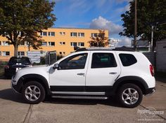 duster dacia duster tuning suv tuning bad ass pinterest 4x4. Black Bedroom Furniture Sets. Home Design Ideas