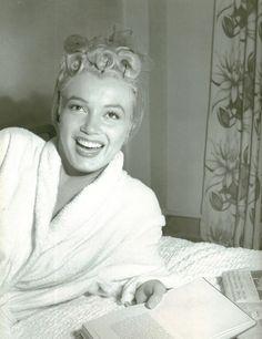 Marilyn in bed.jc