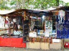 Typical street store in Manzanillo-Manzanillo, Limon