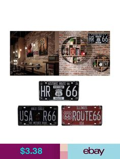 4fcec196a117 Plaques  amp  Decorative Signs  ebay  Home  amp  Garden Retro Home Decor
