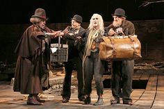 Waiting For Godot: Show Photos - Shuler Hensley - Patrick Stewart - Billy Crudup -  Ian McKellen