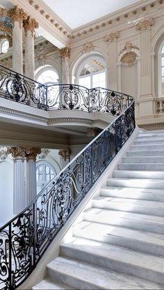 Luxury stairways