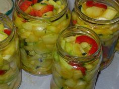 Moja cukinia z papryką i kurkumą - Moja cukinia z papryką i kurkumą Pickles, Cucumber, Curry, Food, Turmeric, Curries, Essen, Pickle, Yemek