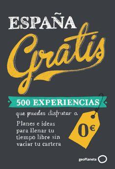 Muchas de las actividades que uno puede incluir entre sus planes no tienen coste alguno. Este libro descubrirá al lector una amplia y exhaustiva selección de las mejores experiencias que pueden llevarse a cabo en España sin pagar un euro._Más de 500 actividades gratuitas para disfrutar en toda España. http://www.rtve.es/noticias/20131130/500-experiencias-para-disfrutar-gratis-espana/803700.shtml http://rabel.jcyl.es/cgi-bin/abnetopac?SUBC=BPSO&ACC=DOSEARCH&xsqf99=1733067+