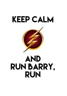 Wallpaper for iPhone 6s | Keep Calm-Run Barry, Run