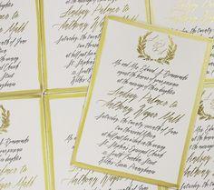 foil-letterpress-watercolor-wedding-invitations