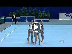 Acrobatic Gymnastics Worlds 2010 - Flawless Performance