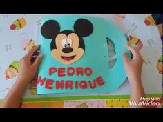 Como Fazer Livro Educativo Quiet Book em EVA e Feltro - DIY Artesanato - YouTube