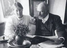Michael and Anna Ancher