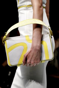 Versace Spring 2011 Ready-to-Wear Accessories Photos - Vogue