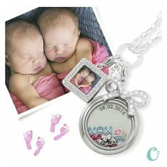 For those moments in life you never want to let go ... www.ziairslockets.origamiowl.com/