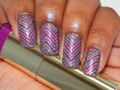 Incoco Nail Strips Review- Zig | My Manis | Pinterest | Nails