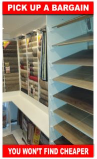 Choose at Home Carpets Manchester offer a fantastic and wide range of carpets and laminate flooring in Manchester with free fitting services.