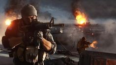 """Electronic Arts' head of mobile development Frank Gibeau shared details of a new """"high-end"""" Battlefield game for mobile devices in an interview with The New York Times. A mobile version of Battlefield 4 will be launching along side the Battlefield 4, Battlefield Hardline, Shanghai, Playstation, Electronic Arts, First Person Shooter, Xbox One Games, Single Player, New Trailers"""