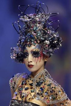 Cosmetic Design Contest at China Fashion Week
