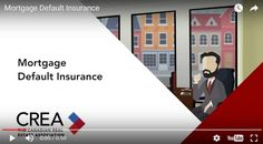 Learn More About Mortgage Default Insurance in this Video Vancouver Real Estate, Learning, Blog, Blogging, Teaching, Education, Studying