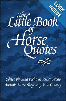 The Little Book of Horse Quotes by Gina Pecho