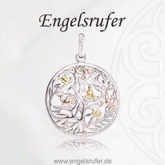 TREE OF LIFE  #Engelsrufer #SilverJewellery #Buddha #Heart #Elephant #Swallow #Peace #TreeOfLife - Shop now for engelsrufer_uk_ireland > http://ift.tt/1Ja6lvu