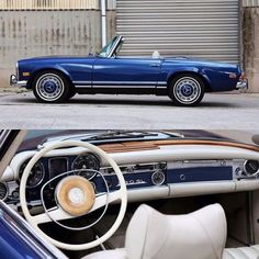 - Mercedes-Benz 280 SL Pagode - The Best or Nothing.😘 - Beauties I grew up with. Mercedes 280, Mercedes Benz Autos, Mercedes Sport, Bmw Classic Cars, Classic Mercedes, Classy Cars, Sexy Cars, Convertible, Best Muscle Cars
