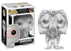 Fantastic Beasts and Where to Find Them - Invisible Demiguise Pop! Vinyl Figure by Funko. Proudly brought to you by Popcultcha – Australia's largest online Funko retailer – Visit to see the full range. Pop Vinyl Figures, Harry Potter Pop Vinyl, Funko Pop Dolls, Funko Toys, Pop Figurine, Funk Pop, Pop Toys, Pop Characters, Madrid Barcelona
