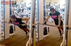 HIIT The Smith Machine - HIIT The Smith Machine