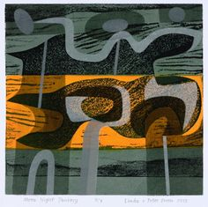 """""""Peter Green - Sixty Years of Printmaking"""" at Mascalls Gallery, Maidstone Road, Paddock Wood, Kent. The opening will be held on Saturday 13 June between 14.00 and 16.00. The exhibition will then continue until Saturday 5th September 2015. In association with St Jude's and the Emma Mason Gallery."""