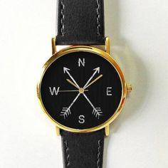 NESW Horloge