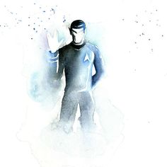 "Blule - ""Beam Me Up"" - Farewell Mr Spock/ Leonard Nimoy"