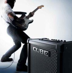 Roland CUBE-80GX Gitar Amplifier  Versatile Stage/Studio Amp with iOS Connectivity  Dapat membuat Tone berkualitas dan ketahanan yang sangat kuat itu yang menjadikan CUBE menjadi legendaris.Seri CUBE-GX terbaru mempunyai fitur penggunaan yang lebih fleksibel lagi dan mempunyai konektivitas untuk Apple iPhone, iPad dan iPod touch.